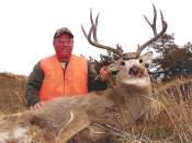 Dave's mule deer buck
